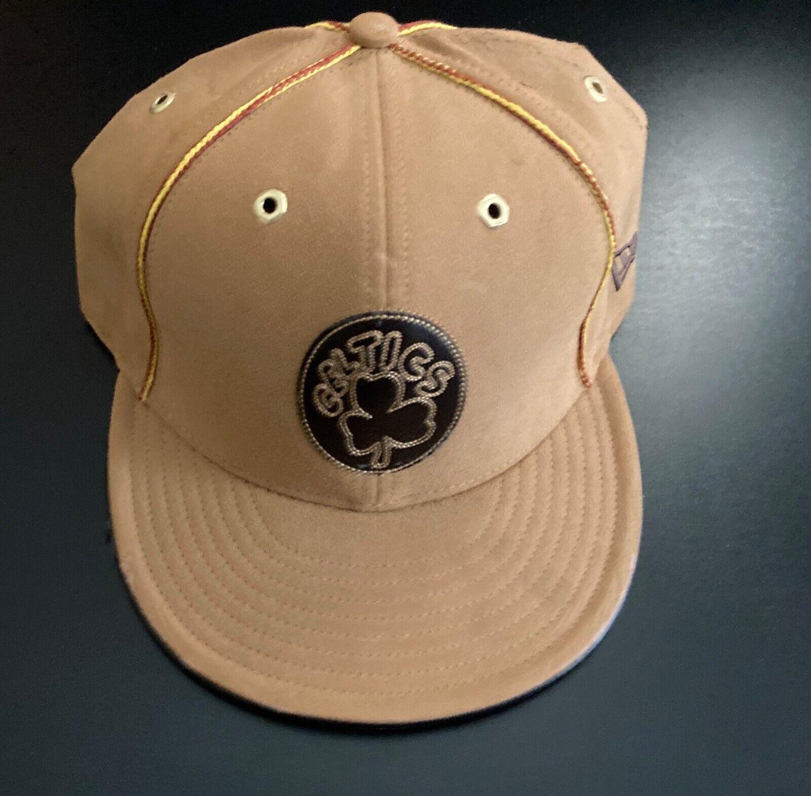 boston celtics nba baseball cap hat size