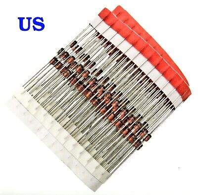 1n4739a 10 Pcs 1w 9.1v Zener Diode - From Usa