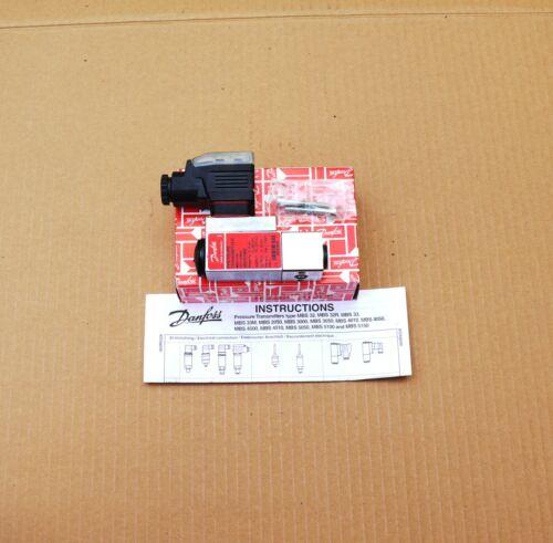 DANFOSS MBS5100 PRESSURE TRANSMITTER 060N1068