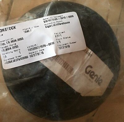 Genie Forklift Air Filter Cup 09.4604.0055