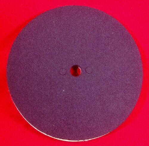 1 X NEW Azuradisc Dual Disc 3 Hole Polishing Pad Item # st2_02578_3 NOS