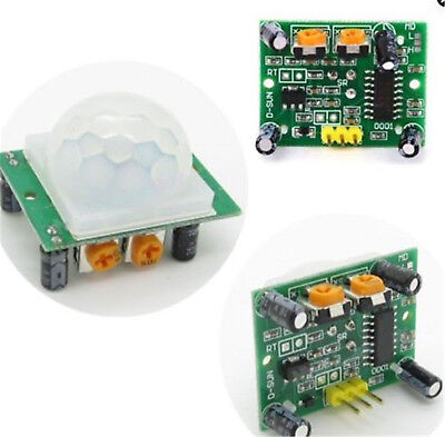 New Module Hc-sr501 Infrared Pir Motion Sensor Module For Arduino Raspberry Best