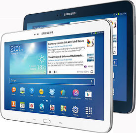 SAMSUNG GALAXY TAB 3 GT-P5210 16GB WLAN WIFI ANDROID TABLET BLUETOOTH KAMERA