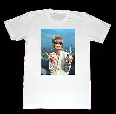 Absolutely Fabulous Tshirt 8 Shirt Patsy Alcoholic Fashion LGBT Vodka