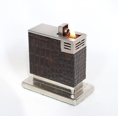Vintage Augusta Patent  Lift-O-Lite Table Lighter in Working Condition  for sale  Ridgewood