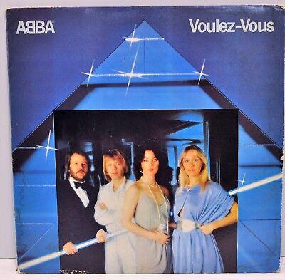 """ABBA  """"Voulez-Vous""""   Vinyl LP   Atlantic SD16000"""