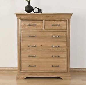 Marseille solid french oak furniture 2 over 4 bedroom for Furniture 4 less outlet