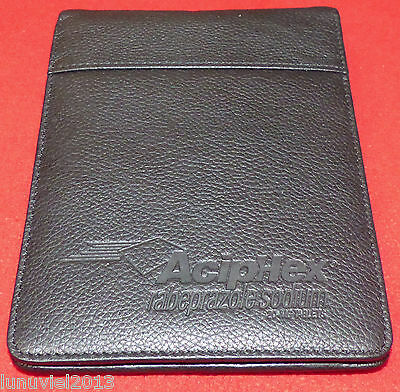 Rare - Aciphex Padfolio Portfolio Pad Drug Rep Collectible