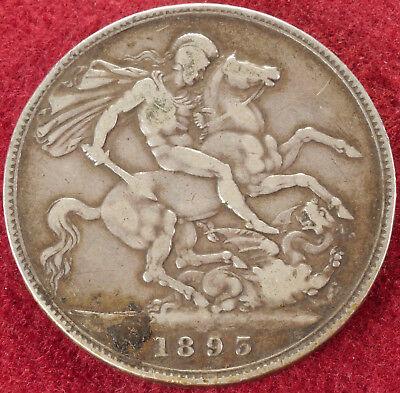GB Crown 1893 (E1809)