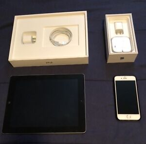 64G iPad & iPhone 6 PACKAGE DEAL!