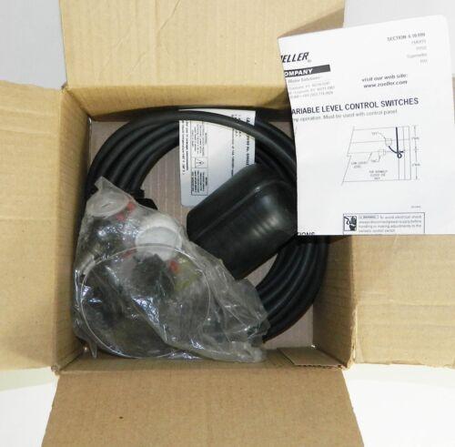Zoeller 10-0744 Piggyback Variable Level Mechanical Control Switch   115/230v 5A