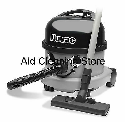 HENRY HOOVER INDUSTRIAL NUVAC Commercial Domestic Vacuum Cleaner GREY VNR200 NA1