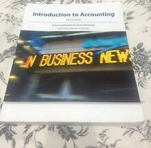 Introduction to Accounting - Wahseem Soobratty - ACCT100 CURTIN Claremont Nedlands Area Preview