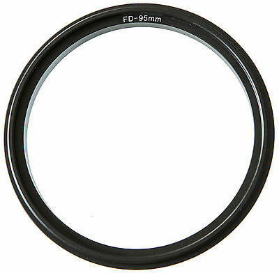 Wide Angle Adapter Ring (FilterDude 95mm LEE Compatible Non Wide Angle Adapter Ring for Filter)