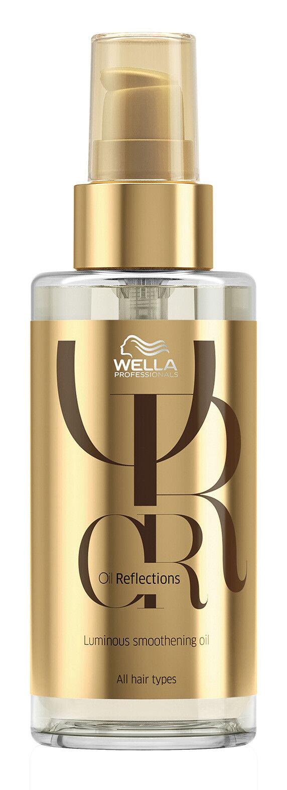 Wella Oil Reflections Smoothening Oil 100 ml - Haarpflegeöl