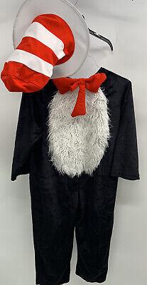 Dr Suess Halloween Costume Kids Medium 8-10