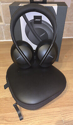 Bose 700 Noise Cancelling Headphones - Carry Case, Wires & Box Included