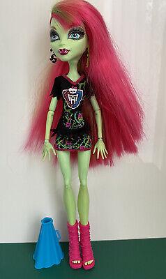 Monster High Venus McFlytrap als Monster Fan Ghouls - Monster High Ghouls