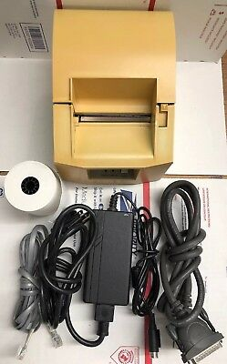 Star Tsp 600 Micronics Receipt Printer Pre-owned Tested