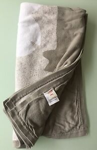Neutral Grey Rhino SEED BABY BLANKET Cotton $79.95 Baby Boy Girl Aspendale Gardens Kingston Area Preview