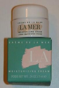 La-Mer-Moisturizing-Cream-24-oz-7-ml-New-in-box