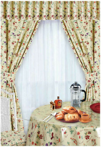 Kitchen Curtains Ebay