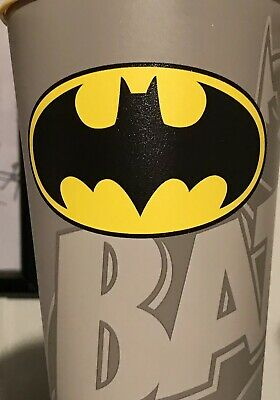 BATMAN 24 oz. Plastic Drinking, Party Favor, Tumbler/Goblet Cups, Set/4, NEW](Plastic Goblets)