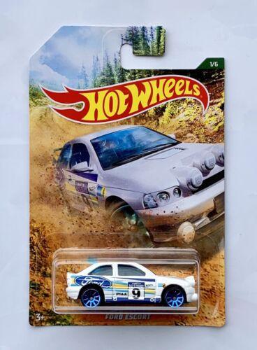 Hot Wheels Rally Ford Escort RS1600 MK1 RS Turbo ST 500 WRC Ecoboost Oem