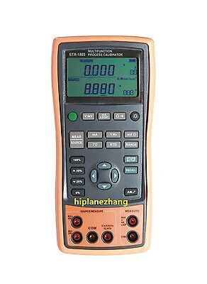Multifunction Process Calibrator Rtd Thermocouple Va Ohm Frequency Source 1825