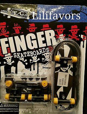 Complete Plastic Fingerboard Finger Skate Board Grit box