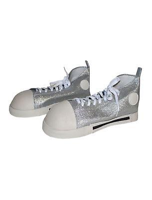 Scarpa CLOWN Jumbo sneakers ARGENTO