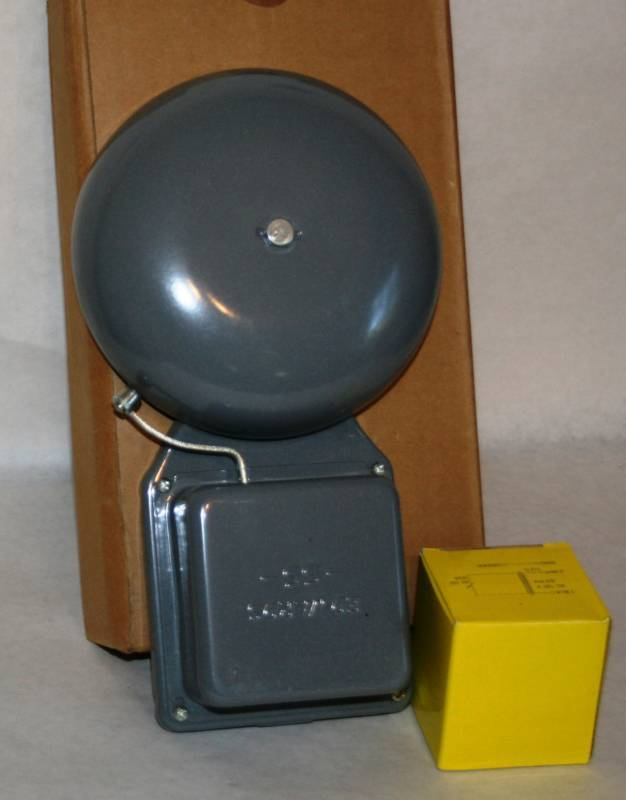 Shift Bell for Handpunch Hand Punch 3000 4000 Clocks