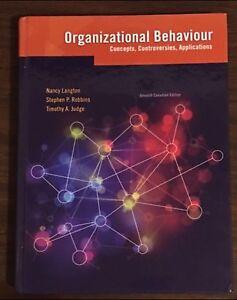 Organizational behavior  7th edition