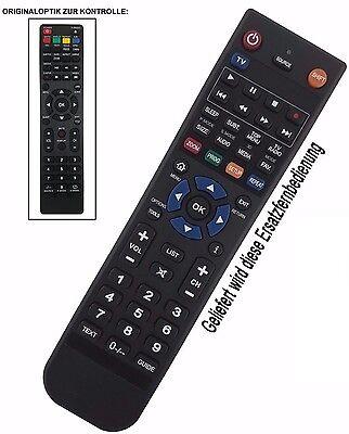 Ersatz Fernbedienung für JAY-Tech JTC K24TT DVB-PT1240015HCAS JAY-Tech