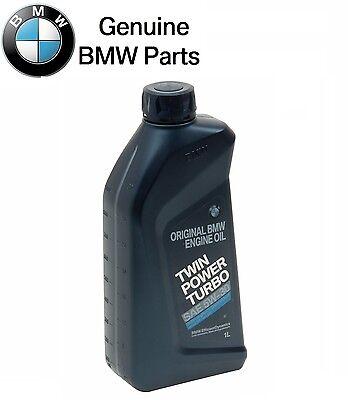 1 Liter GENUINE BMW TWIN POWER TURBO 5W30 Motor Oil ORIGINAL BMW ENGINE OIL