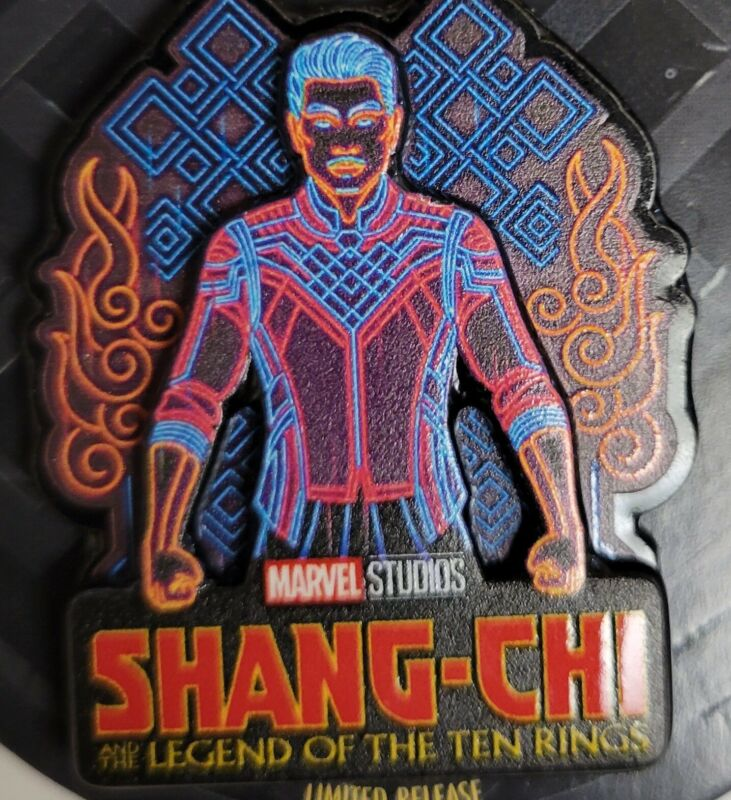 Disney Parks Marvel Shang-Chi The Legends Of Ten Rings Limited 2021 Pin
