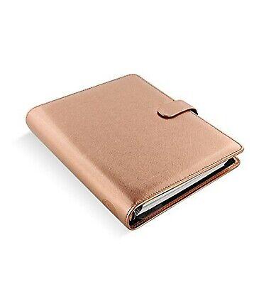 Filofax Saffiano Pu-leather Organizer Agenda Weekly Planner Refillable Calend...