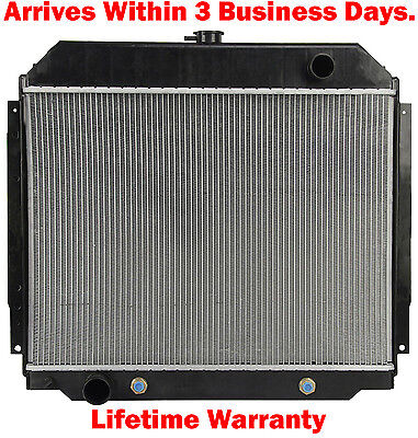 433 New Radiator For F-100 F-150 F-250 F-350 Pickup 5.0 5.8 5.9 6.4 6.6 V8