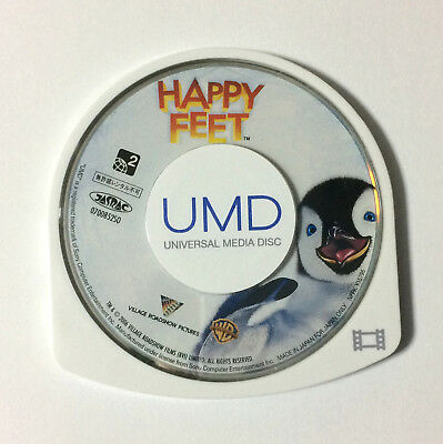 USED PSP Disc Only UMD Video HAPPY FEET JAPAN import Japanese