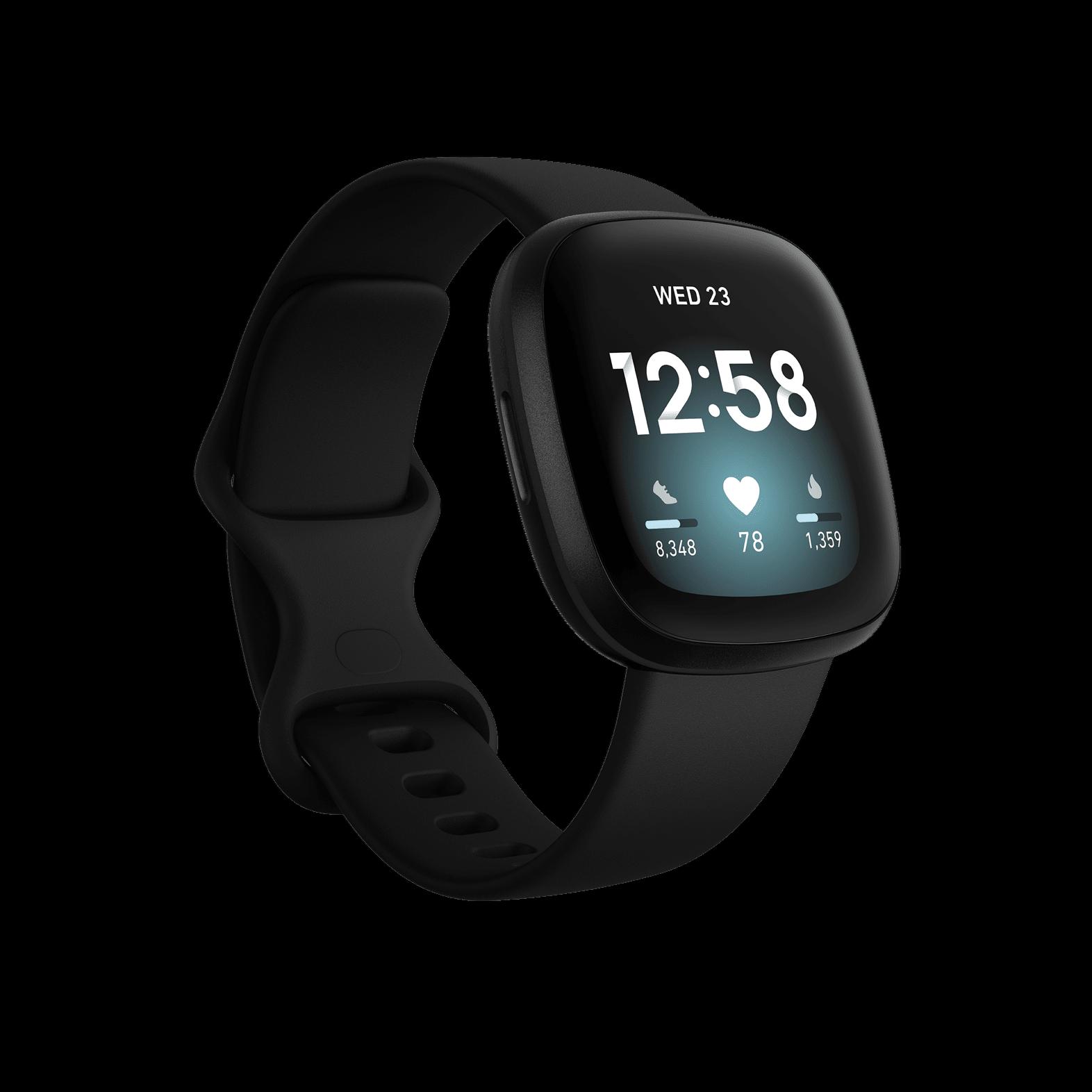 versa 3 health and fitness smartwatch