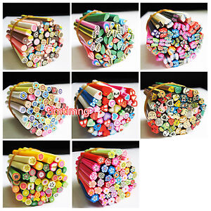 50pcs-3D-Nail-Art-Fimo-Canes-Stick-Rods-Polymer-Clay-Stickers-Tips-Decoration