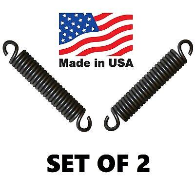 Ih Farmall 06-56-66 Series Hyd Seat Suspension Springs 383296r1 Set Of 2