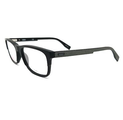 HUGO by Hugo Boss Eyeglasses HG 0292 003 Matte Black Men 52x17x145