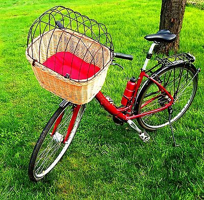 XL Hundefahrradkorb Fahrradkorb Hundekorb 50 cm Einkauf… |