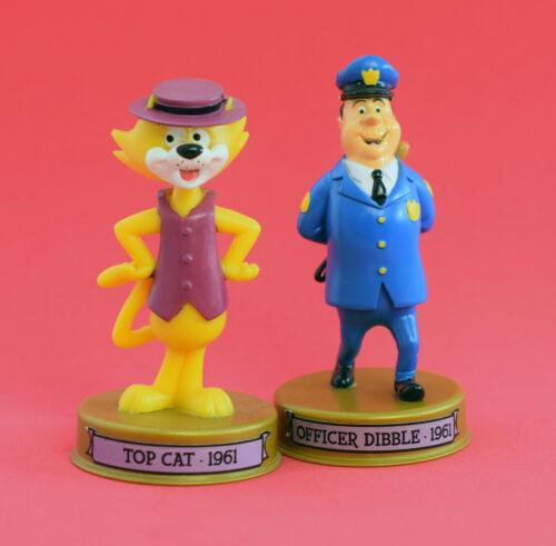 Hanna Barbera Collection - Top Cat - Officer Dibble - PVC Figures Set - Rare!