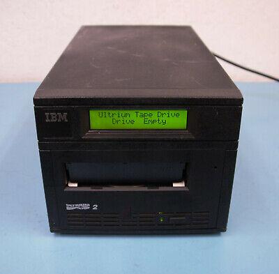 IBM 3580-H23 Ultrium LTO 2 External Tape Drive