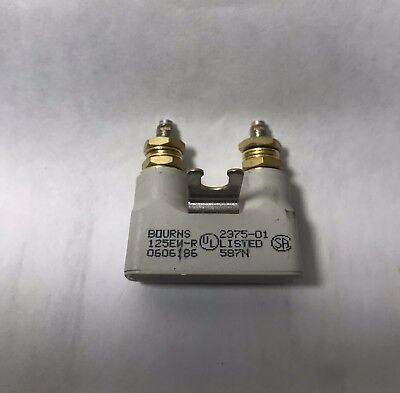 Bourns Dual Element Gas Discharge Surge Supressor Protector 2375-01   125EW-R