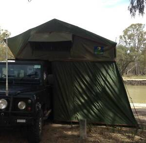 Howling Moon Tourer 1.6m Roof Top Tent with Annex