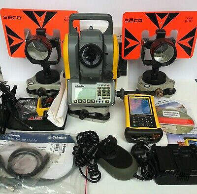 Trimble Ts662 Mechanical Total Station With Pcl Data Collector