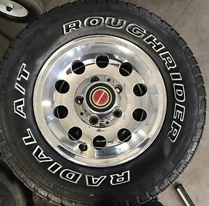 LT215/75R15 Tires - Like Brand New! Rims not included